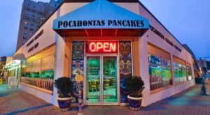 There's A Pocahontas-Themed Pancake House In Virginia And It's Positively Enchanting