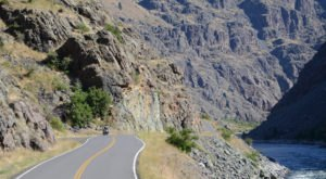 This Remote Waterfront Highway In Idaho Is Breathtaking And You'll Want To Drive Down It