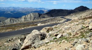 The Highest Road In Colorado Will Lead You On An Unforgettable Journey