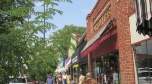 One Of The World's Best Streets For Antiquing Is Right Here In Colorado