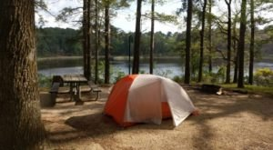 Spend A Weekend Roughing It At These 8 Incredibly Scenic Campsites In Louisiana