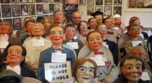 The Creepiest Museum In The World Is Hiding 5 Minutes Away From Downtown Cincinnati