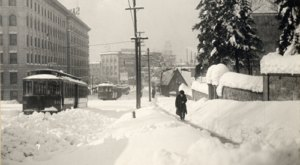 In 1913, Colorado Plunged Into An Arctic Freeze That Makes This Year's Winter Look Downright Mild