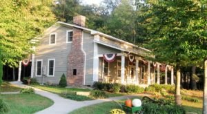 Escape Everyday Life At This Hidden Bed And Breakfast In Kentucky