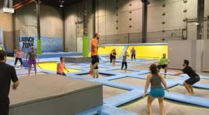 The Awesome Bounce Park In Pennsylvania That's An Adventure For The Whole Family