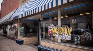 The World's Only Mothman Museum In West Virginia You Have To See To Believe
