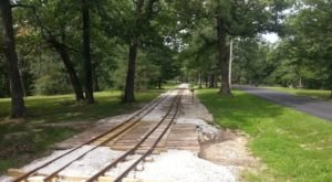 There's A Little-Known, Fascinating Train Park In Missouri And You'll Want To Visit