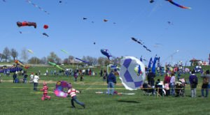 This Incredible Kite Festival In Missouri Is A Must-See