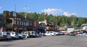 You'll Want To Plan Your Visit To The Highest Town In New Mexico As Soon As Possible