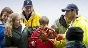 This Alaskan Crab Boat Tour Adventure Is Like None Other In The World