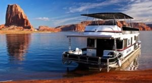 Get Away From It All With A Stay In These Incredible Utah Houseboats