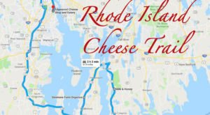 Take This Heavenly Cheese Trail Through Rhode Island For The Most Delicious Day Trip Ever