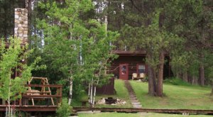 This Log Cabin Campground In South Dakota May Just Be Your New Favorite Destination