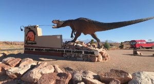 This Dinosaur-Themed Park In Utah Is An Adventure Your Whole Family Will Love