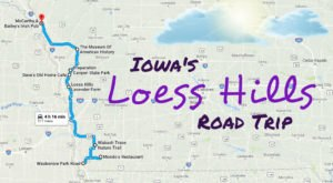 See The Very Best Of Iowa's Loess Hills In One Day On This Epic Road Trip