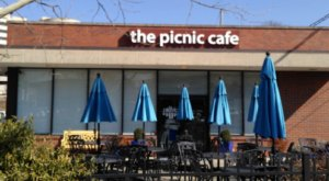 Have Your Very Own Indoor Picnic At This Charming Restaurant In Tennessee