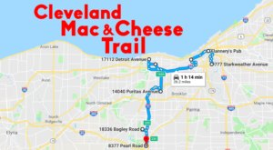 There's A Mac And Cheese Trail In Cleveland And It's Everything You've Ever Dreamed Of