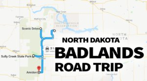 See The Very Best Of The North Dakota Badlands In One Day On This Epic Road Trip