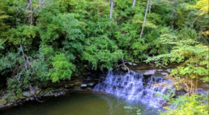 The Gorge Trail At Sharon Woods Is A Short And Sweet Waterfall Hike In Cincinnati