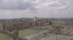Someone Flew A Drone Inside The Abandoned Tennessee State Prison And The Footage Is Amazing