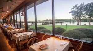 The Charming Riverfront Restaurant With Some Of The Best Seafood In Georgia