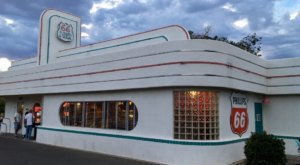You'll Absolutely Love This 50s Themed Diner In New Mexico