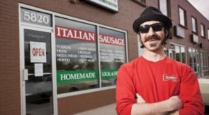 This Tiny Shop Just Outside Of Denver Serves A Sausage Sandwich To Die For