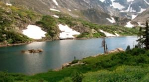 This Hidden Alpine Lake In The U.S. Is Like Something From A Dream