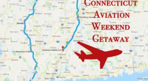 You'll Love This One-Of-A-Kind, Aviation Themed Weekend Getaway In Connecticut