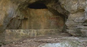This Intriguing Cave Is Actually The Oldest School In Arkansas