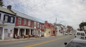 Blink And You'll Miss These 10 Teeny Tiny Towns In Maryland