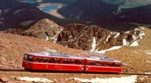 Colorado's Most Iconic Trainride Has Closed And May Never Re-Open