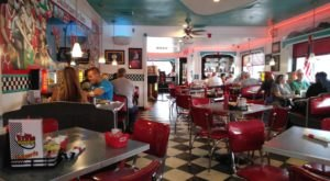 You'll Absolutely Love This 50s Themed Diner In New York