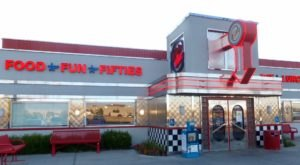 You'll Absolutely Love This 50s Themed Diner In Idaho