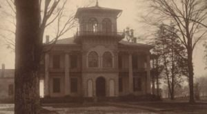 This Alabama House Is Among The Most Haunted Places In America