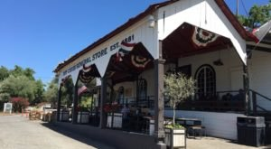 The Northern California Store That's In The Middle Of Nowhere But So Worth The Journey