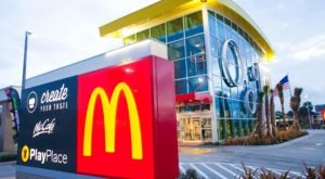 There's No Other McDonald's In The World Quite Like This One In Florida