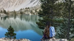 This Underrated Trail In Northern California Leads To A Hidden Turquoise Lake