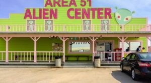 The Quirky Alien Themed Cafe In Nevada That You Have To Try At Least Once