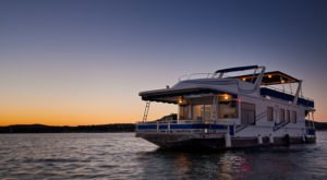 Get Away From It All With A Stay In These Incredible Texas Houseboats