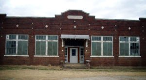 Most People Have Long Forgotten About This Vacant Ghost Town In Rural Oklahoma