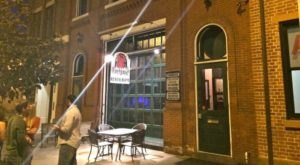 This Restaurant In Pennsylvania Used To Be A Firehouse And You'll Want To Visit