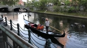 The Little-Known Gondola Ride In Rhode Island That's Perfect For A Date Night Adventure