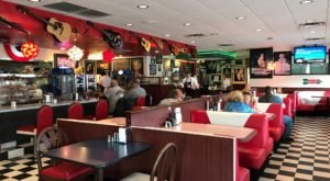 You'll Absolutely Love This 50s Themed Diner In Nevada
