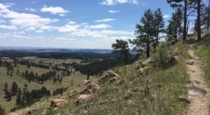 This Short 1-Mile Hike In South Dakota Has The Most Breathtaking Views