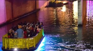 Experience The Best Of The River Walk On This Boat Tour In Texas