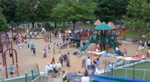 11 Amazing Playgrounds In Boston That Will Make You Feel Like A Kid Again