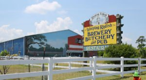 This Massive Barn Restaurant In North Carolina Serves Sausage To Die For