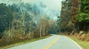 Tennessee's Windiest Road Has Over 300 Curves And It's Not For The Faint Of Heart