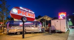 You've Never Experienced Anything Like Austin's Epic Food Truck Park